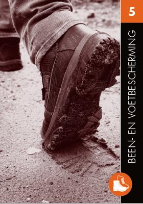 Bein-/Fußschutz
